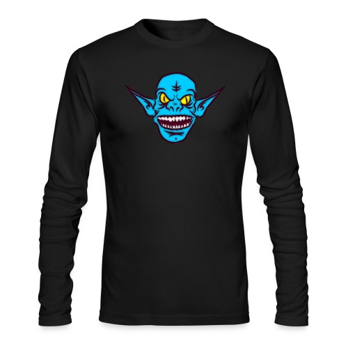 Troll - Men's Long Sleeve T-Shirt by Next Level