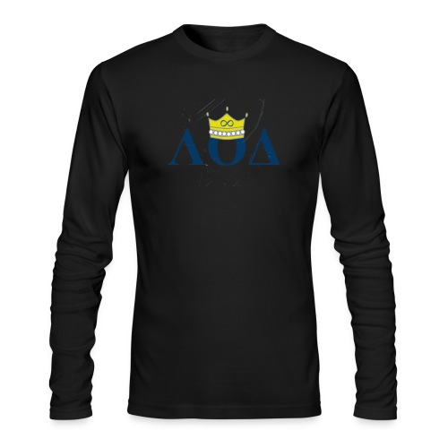 Crown Letters - Men's Long Sleeve T-Shirt by Next Level
