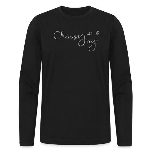 Choose Joy - Men's Long Sleeve T-Shirt by Next Level