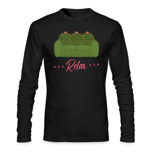 Relax! - Men's Long Sleeve T-Shirt by Next Level