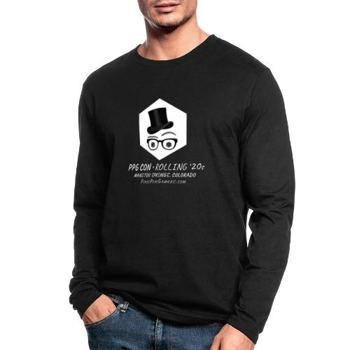 Pikes Peak Gamers Convention 2020 - Men's Long Sleeve T-Shirt by Next Level