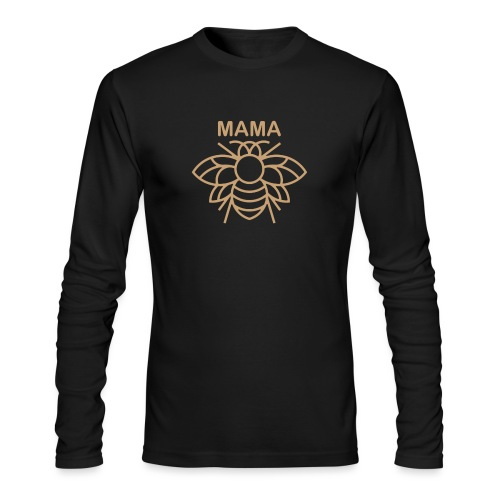 mamabee - Men's Long Sleeve T-Shirt by Next Level