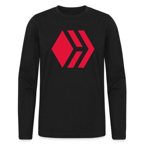 Hive logo - Men's Long Sleeve T-Shirt by Next Level