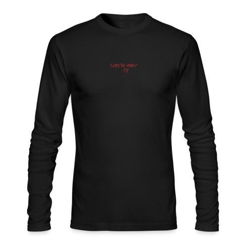 Let's Get It - Men's Long Sleeve T-Shirt by Next Level