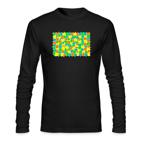 Dynamic movement - Men's Long Sleeve T-Shirt by Next Level