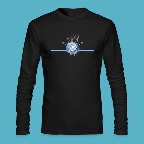 Blue Sun - Men's Long Sleeve T-Shirt by Next Level