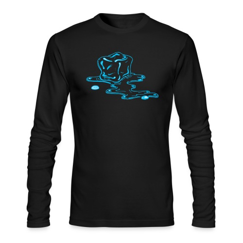 Ice melts - Men's Long Sleeve T-Shirt by Next Level
