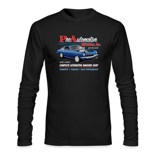 ProAutoTeeDesign062317fin - Men's Long Sleeve T-Shirt by Next Level