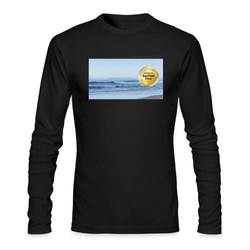 Beach Collection 1 - Men's Long Sleeve T-Shirt by Next Level