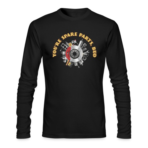Letterkenny - You Are Spare Parts Bro - Men's Long Sleeve T-Shirt by Next Level