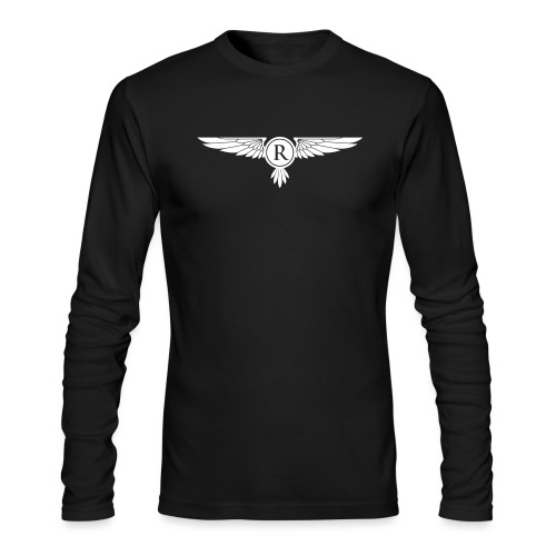 Ruin Gaming White - Men's Long Sleeve T-Shirt by Next Level