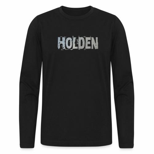 Holden - Men's Long Sleeve T-Shirt by Next Level