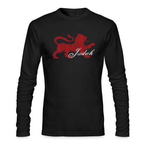 The Lion of Judah - Men's Long Sleeve T-Shirt by Next Level