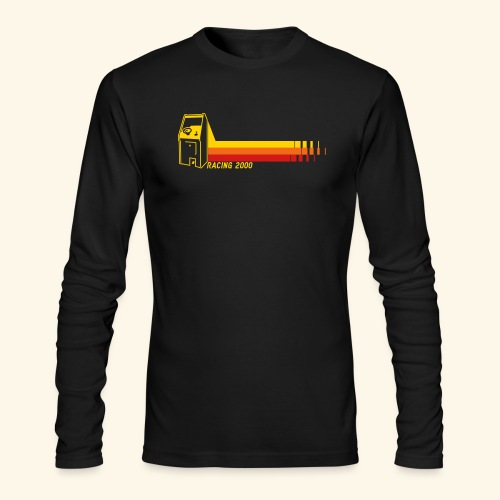 Racing2000 - Men's Long Sleeve T-Shirt by Next Level