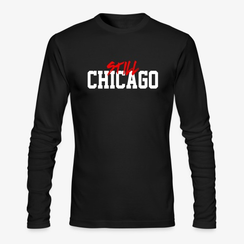 Chicago 4ever - Men's Long Sleeve T-Shirt by Next Level