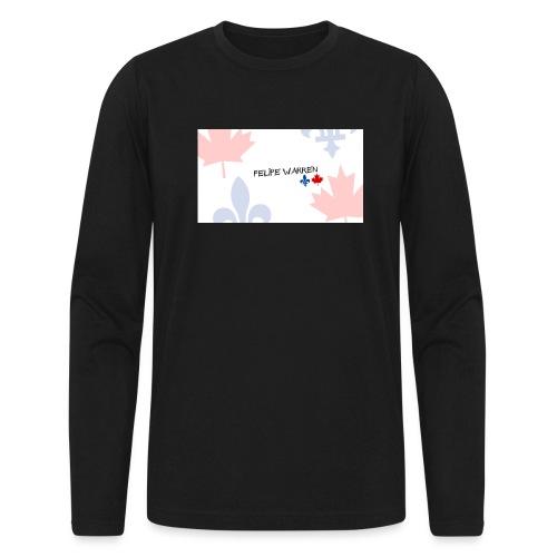 Logo do Canal - Men's Long Sleeve T-Shirt by Next Level