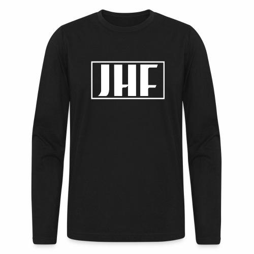 JHF logo 2 - Men's Long Sleeve T-Shirt by Next Level