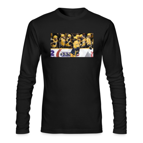 subban pk 2 - Men's Long Sleeve T-Shirt by Next Level