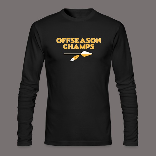 Offseason Champs - Men's Long Sleeve T-Shirt by Next Level
