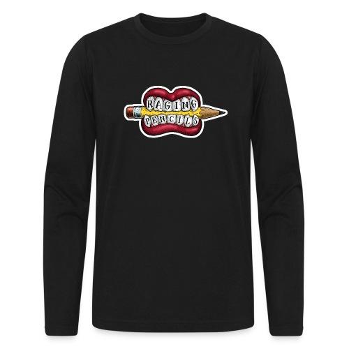 Raging Pencils Bargain Basement logo t-shirt - Men's Long Sleeve T-Shirt by Next Level