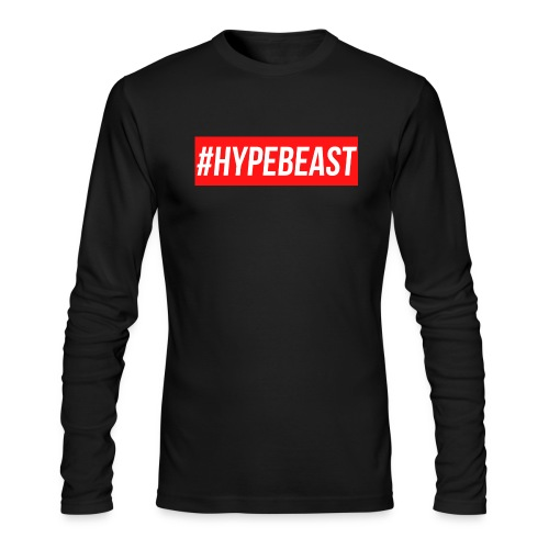#Hypebeast - Men's Long Sleeve T-Shirt by Next Level