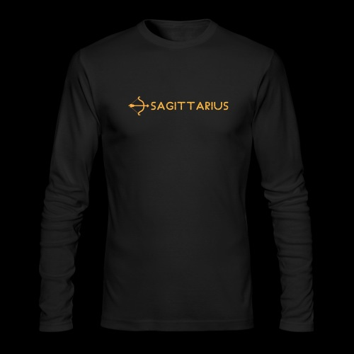 Sagittarius - Men's Long Sleeve T-Shirt by Next Level