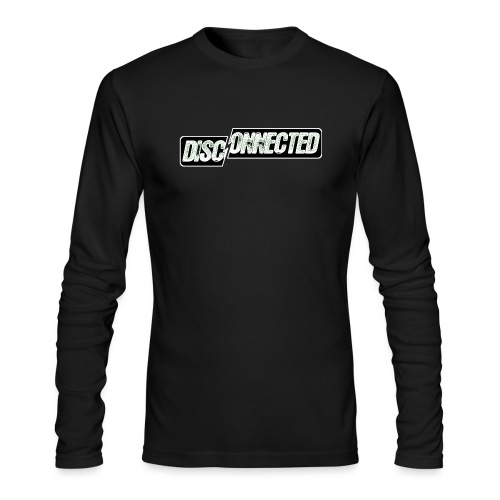 Disconnected - Men's Long Sleeve T-Shirt by Next Level