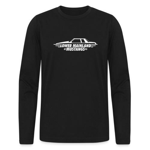 Notch2 - Men's Long Sleeve T-Shirt by Next Level