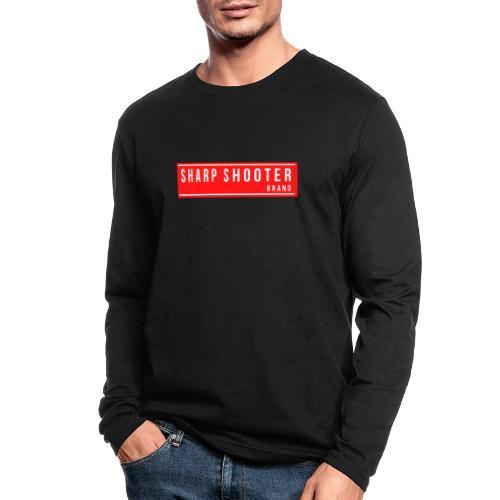 SHARP SHOOTER BRAND 1 - Men's Long Sleeve T-Shirt by Next Level