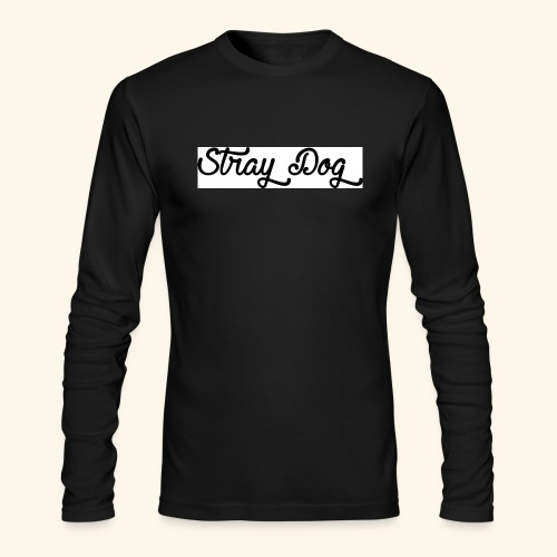 straydog - Men's Long Sleeve T-Shirt by Next Level