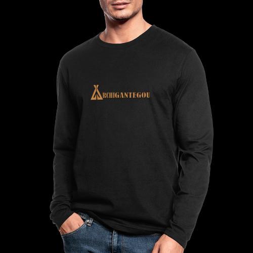Archigantegou - Men's Long Sleeve T-Shirt by Next Level