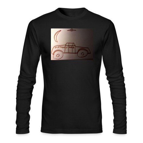 1511904010441 845319894 - Men's Long Sleeve T-Shirt by Next Level