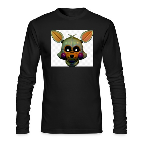 lolbit - Men's Long Sleeve T-Shirt by Next Level