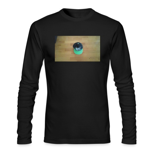 Hat boy - Men's Long Sleeve T-Shirt by Next Level