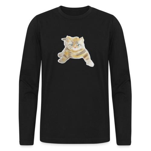 sad boy - Men's Long Sleeve T-Shirt by Next Level