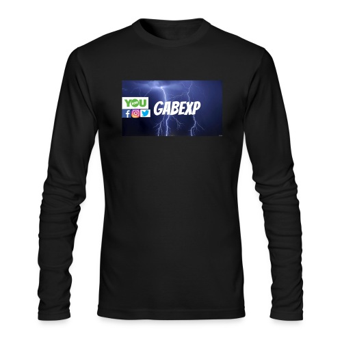 gabexp 1 - Men's Long Sleeve T-Shirt by Next Level