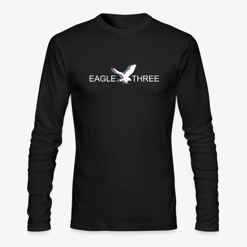 EAGLE THREE APPAREL - Men's Long Sleeve T-Shirt by Next Level