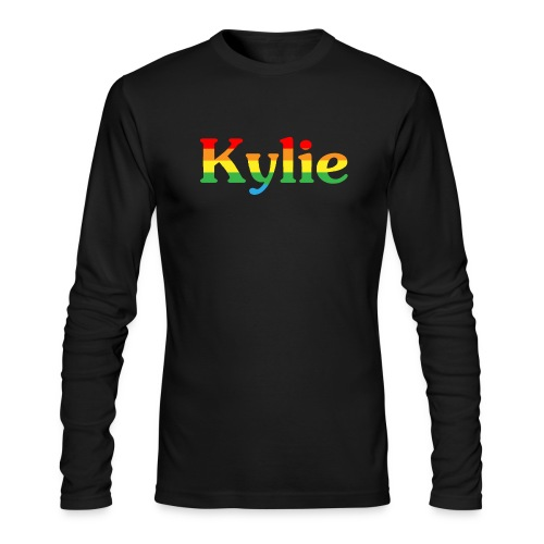 Kylie Minogue - Men's Long Sleeve T-Shirt by Next Level