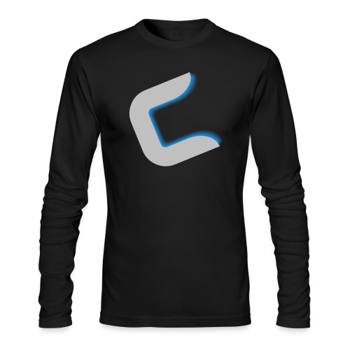 Logo Transparent Big png - Men's Long Sleeve T-Shirt by Next Level