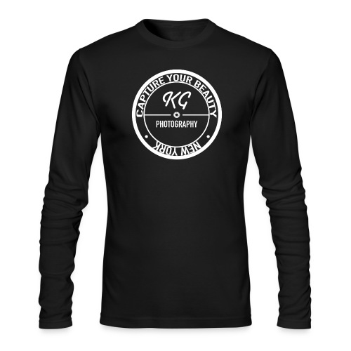 KG PHOTOGRAPHY CAPTURE YOUR BEAUTY - Men's Long Sleeve T-Shirt by Next Level