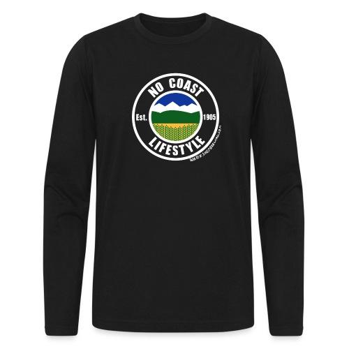 NCL Alberta - Men's Long Sleeve T-Shirt by Next Level