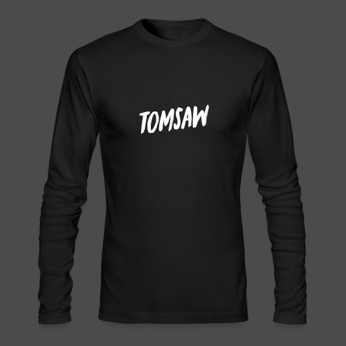 Tomsaw NEW - Men's Long Sleeve T-Shirt by Next Level