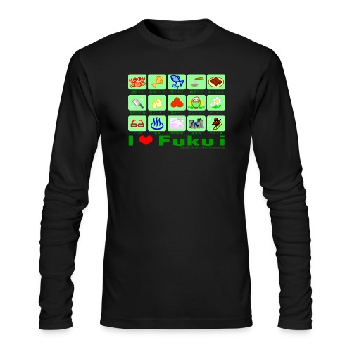 Team Fukui - Men's Long Sleeve T-Shirt by Next Level