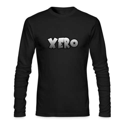 Xero (No Character) - Men's Long Sleeve T-Shirt by Next Level