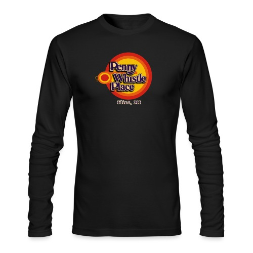 Penny Whistle Place - Men's Long Sleeve T-Shirt by Next Level