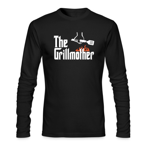 The Grillmother - Men's Long Sleeve T-Shirt by Next Level