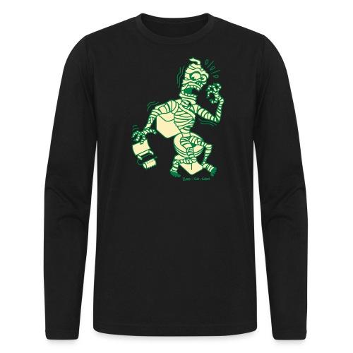 Mummy's Nightmare - Men's Long Sleeve T-Shirt by Next Level