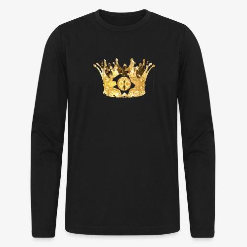King Design - Men's Long Sleeve T-Shirt by Next Level