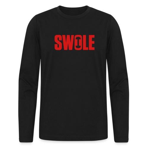 SWOLE - Men's Long Sleeve T-Shirt by Next Level