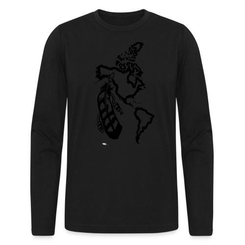 NativeLand - 7thGen - Men's Long Sleeve T-Shirt by Next Level